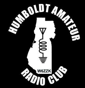 Humboldt Amateur Radio Club logo